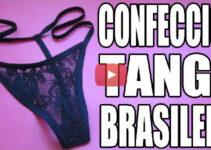 CURSO DE COSTURA CONFECCION TANGA BRASILERA